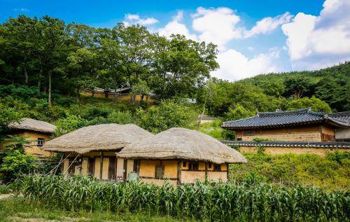 kaimas,kaklas,pasaulis gi,ilgas gyvenimas,tradicija,liaudies,dangus,debesys,Pietų Korėja,vasara,namas,žalias,istorija,kaimas,Kaimas,puiku,kelionė,nuotrauka,namai,Kelionės tikslas,aplankyti,taikus,šviežias,pristatyti