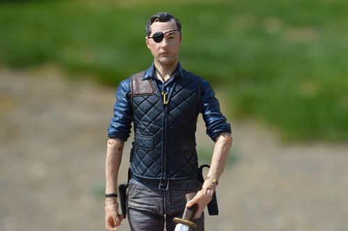 the walking dead governor action figure