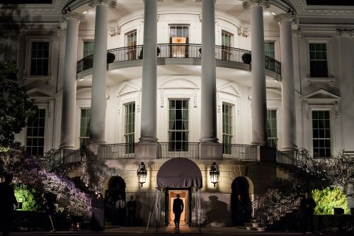 the white house washington d c landmark