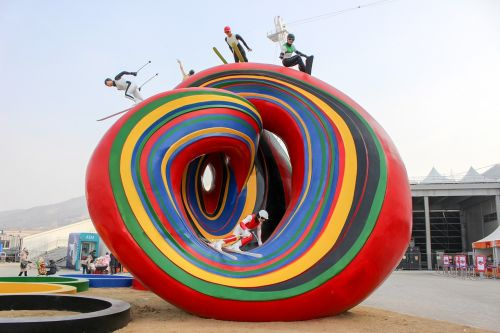 the winter olympics sport pyeongchang