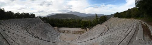 theater antiquity greece