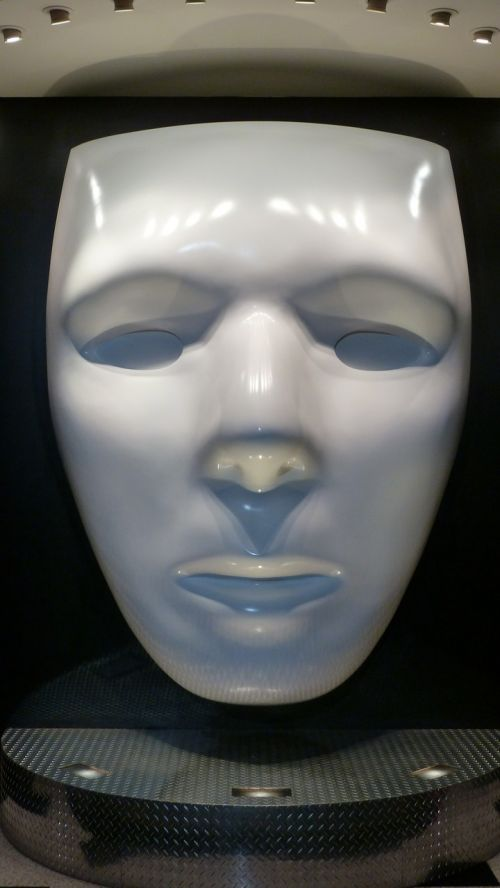theater mask face