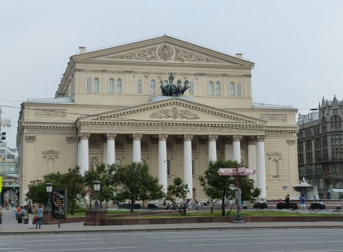 theater bolshoi moscow