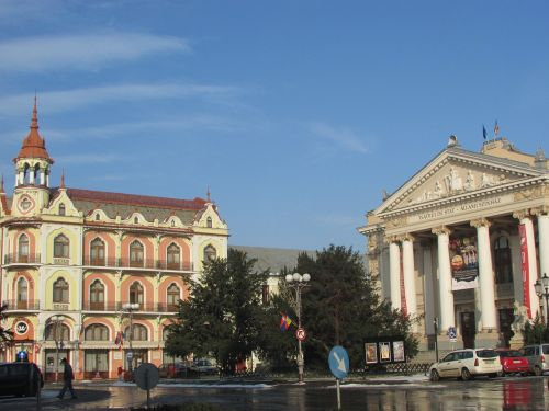 theater romania transylvania