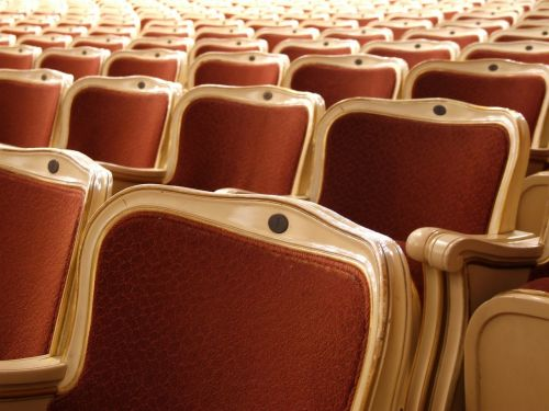 theater seats furniture audience