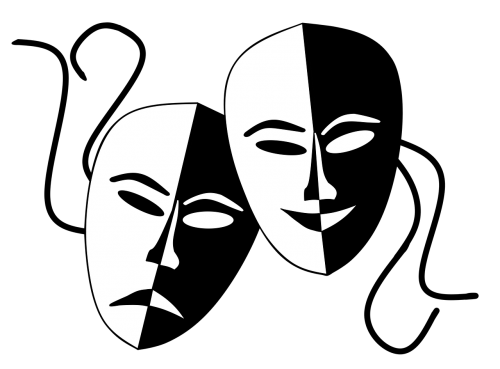 theatermasken masks theater