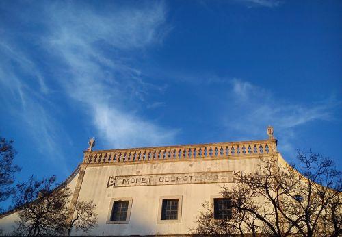 theatre sky blue sky
