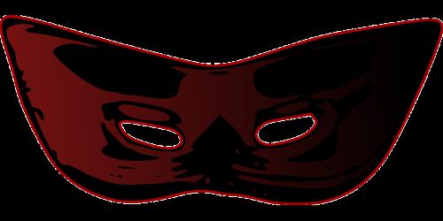 theatre masque eyes