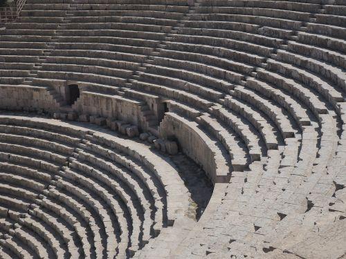 roman theatre classic harrows