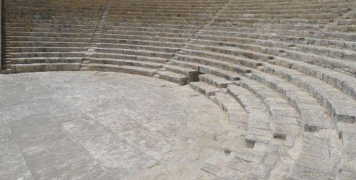 theatre amphitheatre cyprus