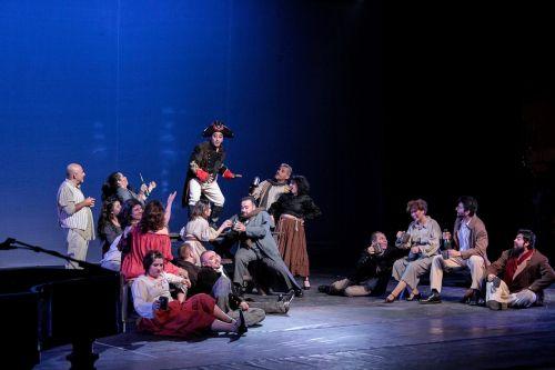 theatre aysen chorus