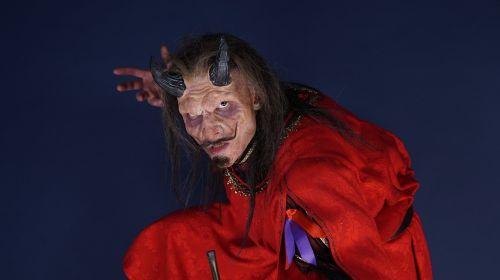 theatre actor halloween
