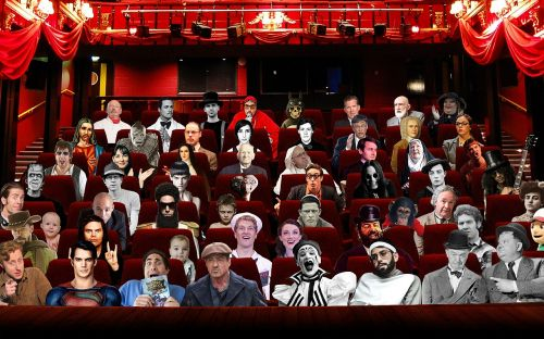 theatre poster people