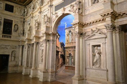 theatre vicenza palladio