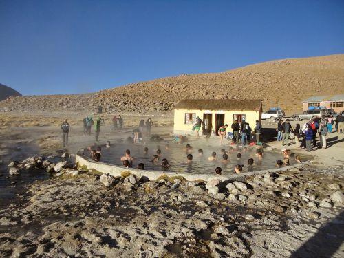 thermal bolivia aguas