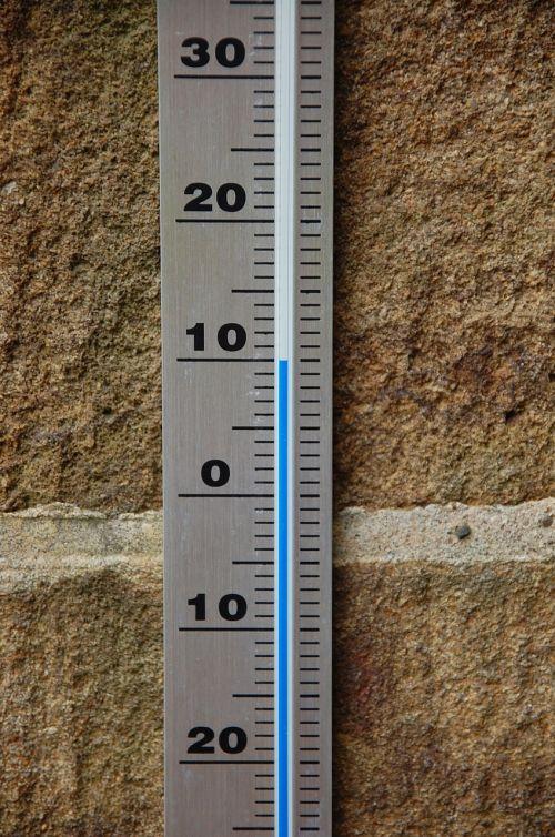 thermometer temperature scale