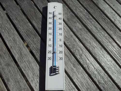 thermometer heat 40