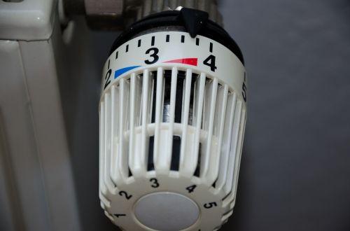 thermostat heating radiator