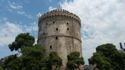 thessaloniki greece tower