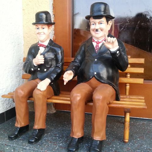 thick and stupid stan laurel oliver hardy