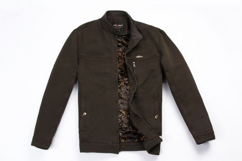 thickened jacket dark army
