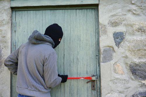 thief burglary break into