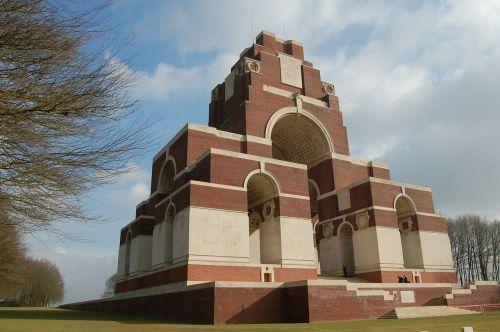 thiepval memorial world war 1