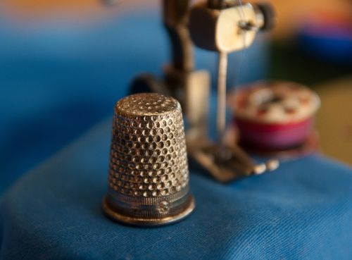 thimble couture sewing machine