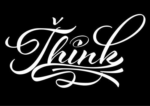 think wordpress typography