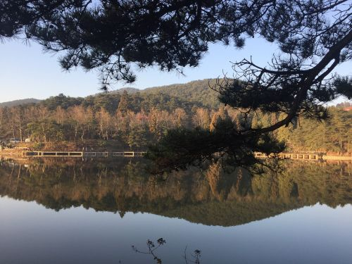 this is also my lushan captured the water is still very thorough i like everything here