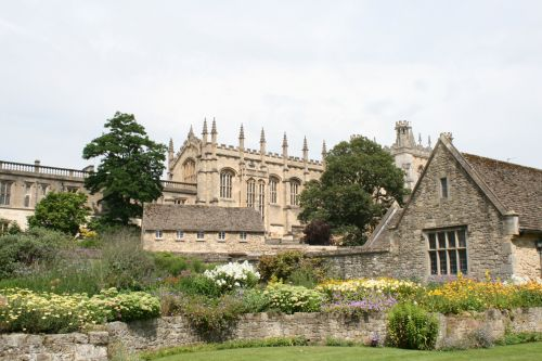 This... Is... Oxford!