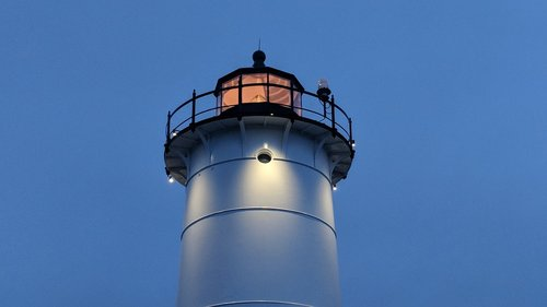 this lighthouse was in cape cod  so much history and beauty  laze