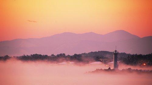 this type  dawn  fog