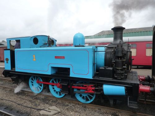 thomas the tank engine steam train engine