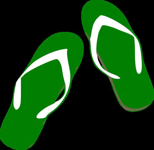 thongs flip flops