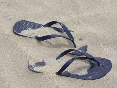 thongs flip-flops footwear