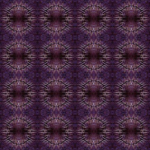 Thorny Crown Pattern