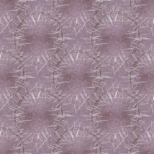 Thorny Crown Seamless Pattern