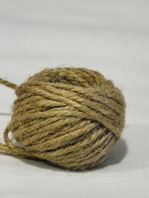 thread ball of thread knitting