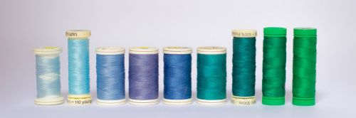 threads colors coil
