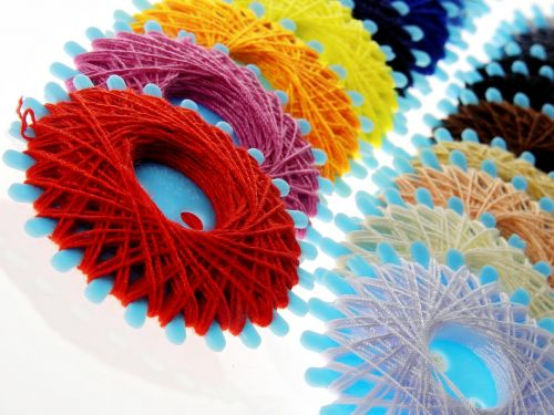 thread yarn sew