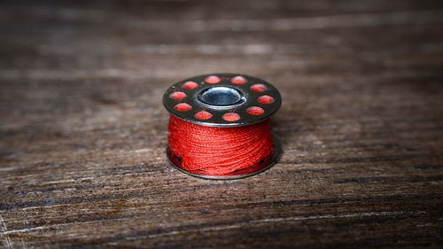 thread  spool  sewing