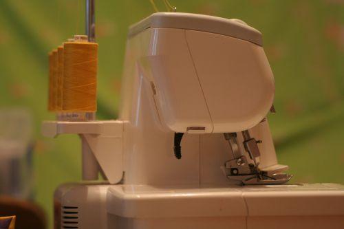 thread spool sewing