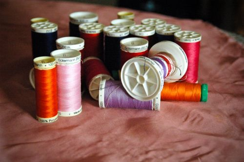 threads sewing coils