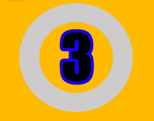 three number numbers