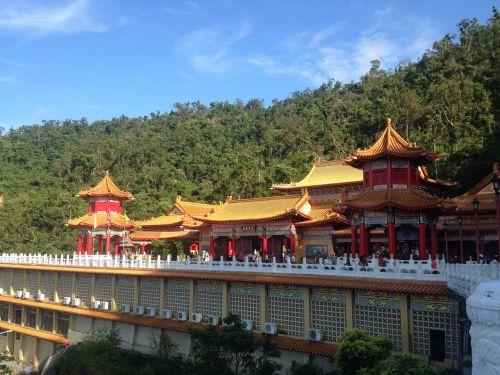 three clear total temple taiwan ilan
