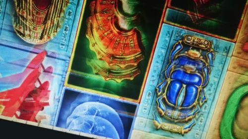 three elements video slotmachine casino