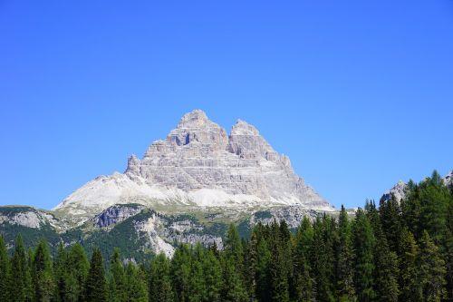 three zinnen the sesto dolomites south tyrol