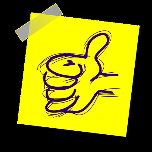 thumb up thumb thumbs up