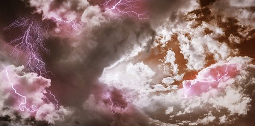 thunder  thunderstorm  storm